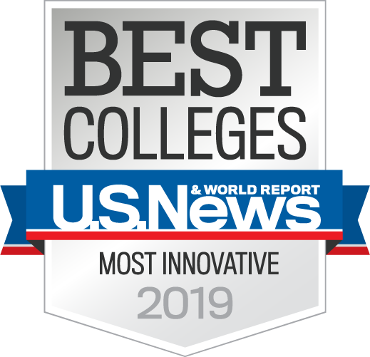 Best Colleges U.S. News Most Innovative 2019