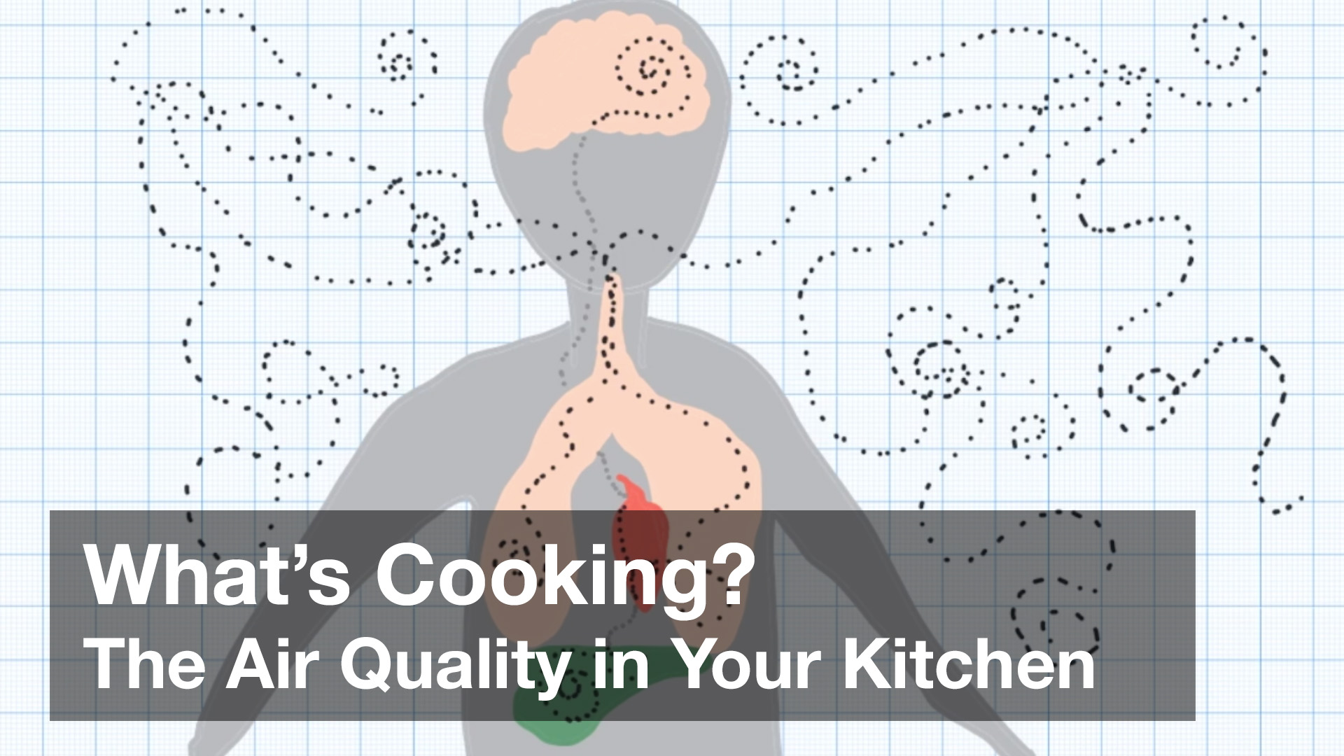 What's Cooking? The air quality in your kitchen