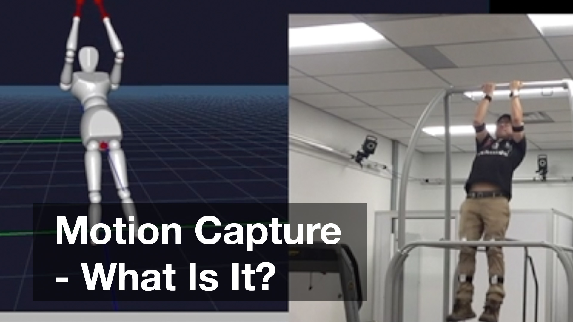 Motion Capture - What is it?